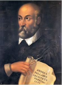 Anonymous portrait of Palladio, copied by G.B. Maganza, Public Domain, http://commons.wikimedia.org/wiki/File%3APalladio_filtered.jpg